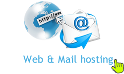 Web & Mail Hosting